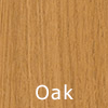 Oak Steel Wardrobe Frames