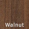 Walnut Steel Wardrobe Frames