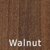 Walnut Steel Wardrobe Frames