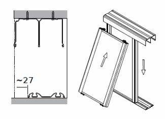 sliding mirror door installation step by step guide mirror doors direct. Black Bedroom Furniture Sets. Home Design Ideas