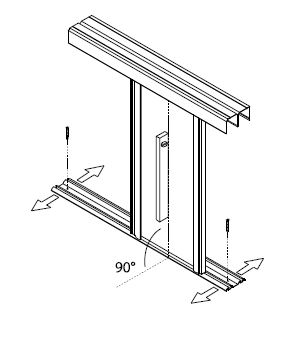 Sliding Mirror Door Installation Step By Step Guide