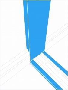 Wall & Floor Liners for mirror door kit