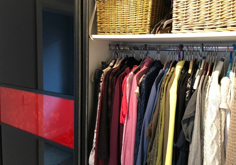 My Wardrobe Makeover in 9 Easy Steps