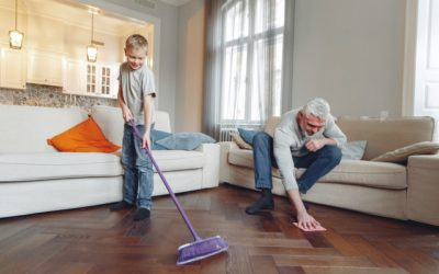 Ultimate 7 Day Spring Cleaning Guide